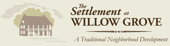 The Settlement at Willow Grove